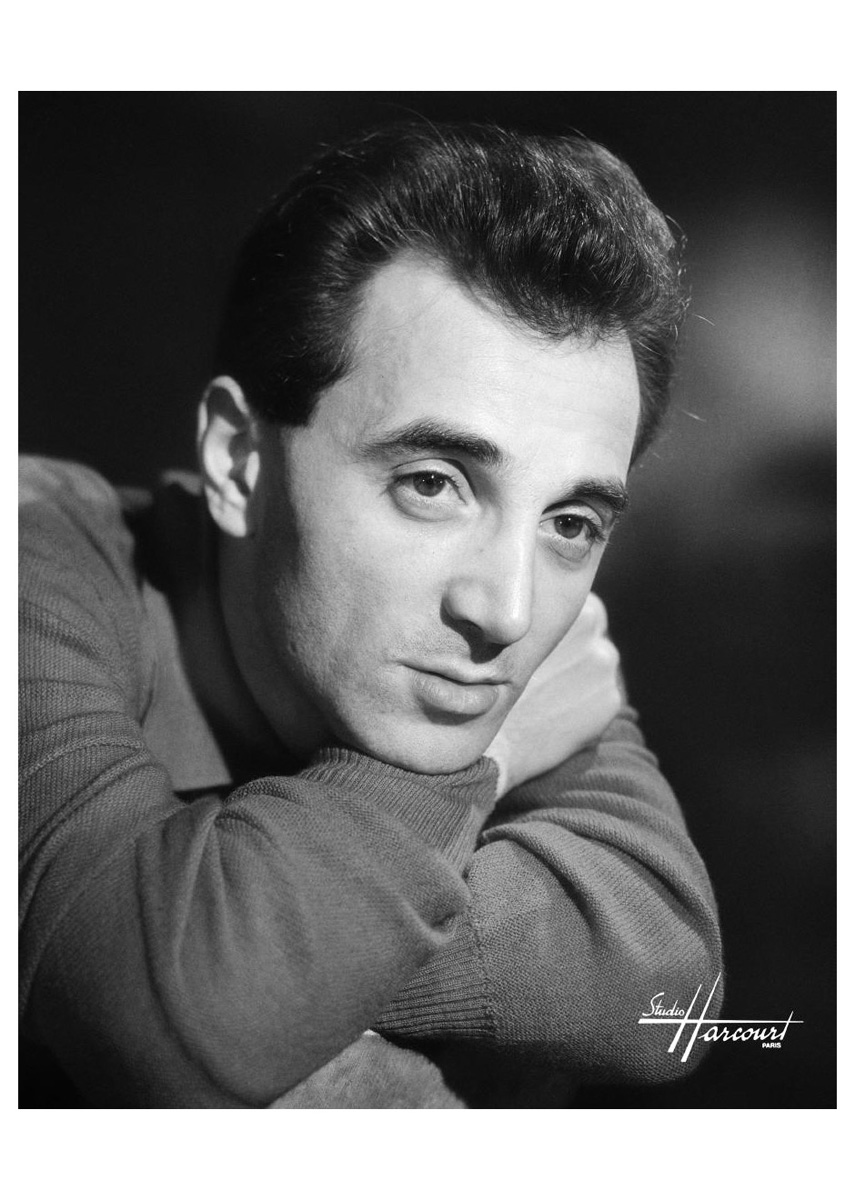 Charles Aznavour 1957 a 33 years