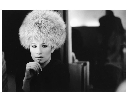 Barbra Streisand, 1969 Photo Lawrence Schillerr