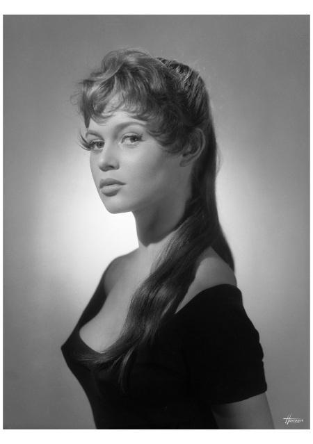 Brigitte Bardot Studio Harcourt