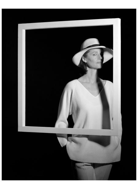 Charlotte Rampling 1997 Photo John Swannell