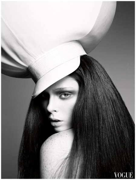 Coco Rocha 2007 Photo Steven Meisel