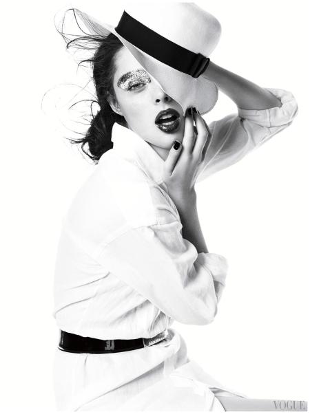 Coco Rocha Steven Meisel 2007