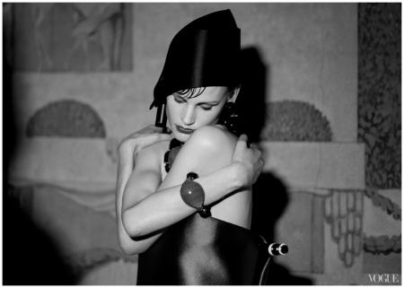 couture spring 2013 Armani  Photo Kevin Tachman