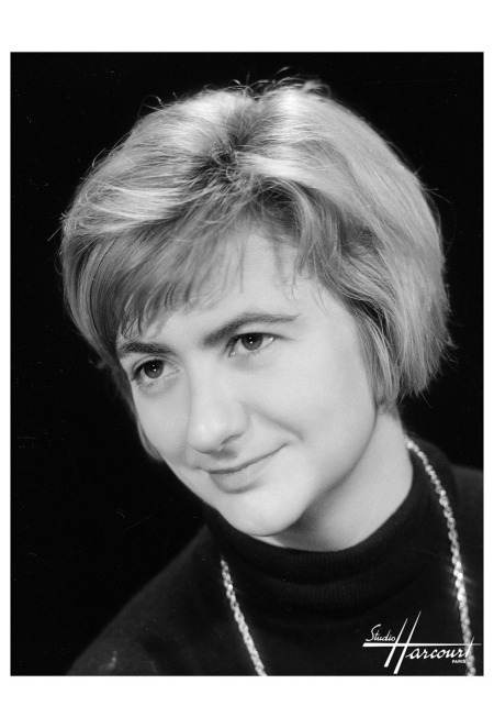 Françoise Sagan – Studio Harcourt – 1963