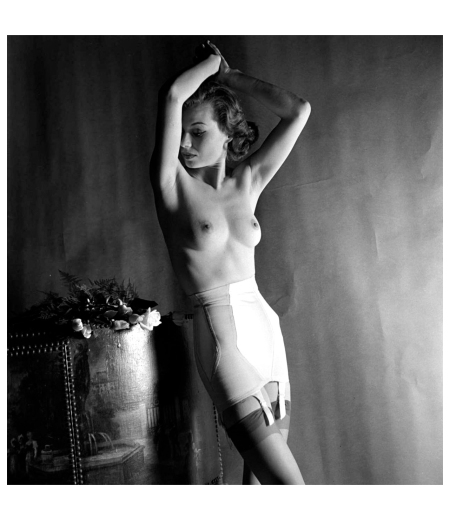 'Inka Falk' Photo Peter Basch