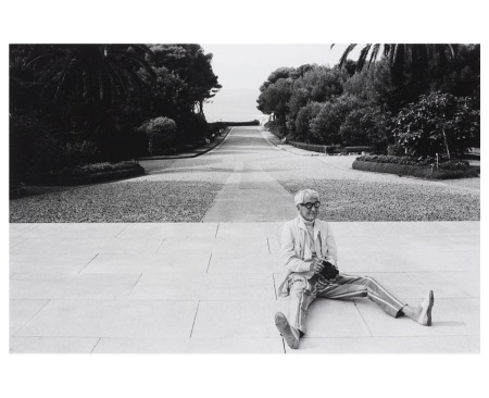 Jacques-Henri Lartigue, 1977 - Photo John Swannell
