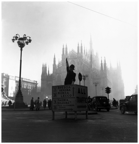 MIlano, 1946 Photo Werner Bischof