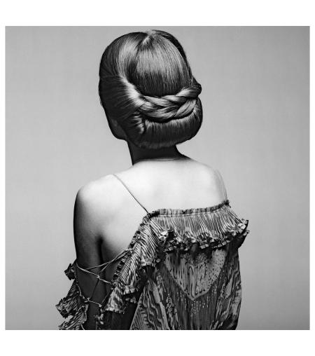 Plated Hair, London, 1973 - Photo Clive Arrowsmith