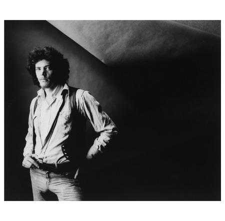 Robert Mapplethorpe, 1980 - Photo John Swannell