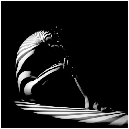 Switzerland Zurich - %22Zebra Woman%22 1942 Photo Werner Bischof
