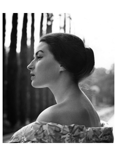 'Sylvia Mangano' 1950 Photo Peter Basch