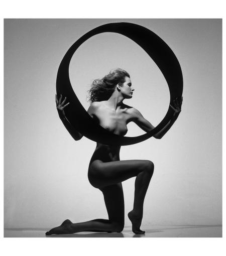 The Virgin O' Nude, London, 1995 - Photo Clive Arrowsmith