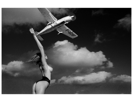 Ashley - Plane - Photo Marco Glaviano
