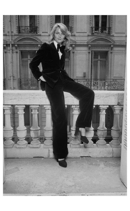 Gharlotte Rampling 1974 Photo Alain Dejean Corbis archive