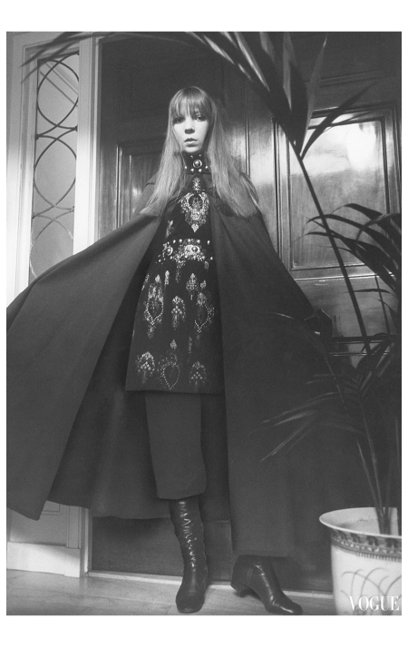Penelope Tree Berry Berenson, Vogue, March 15, 1970