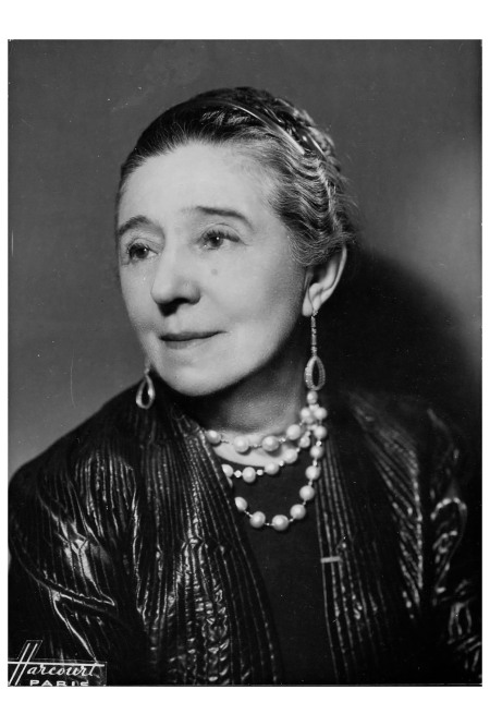 Jeanne Lanvin for Harcourt - Lanvin Heritage Palais Galliera Collection Katerina Jebb