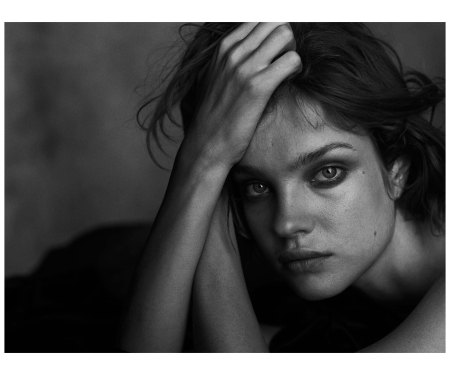 Natalia Vodianova Photo Peter Lindbergh b