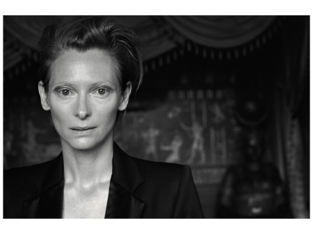 Tilda Swinton Photo Peter Lindbergh 2006