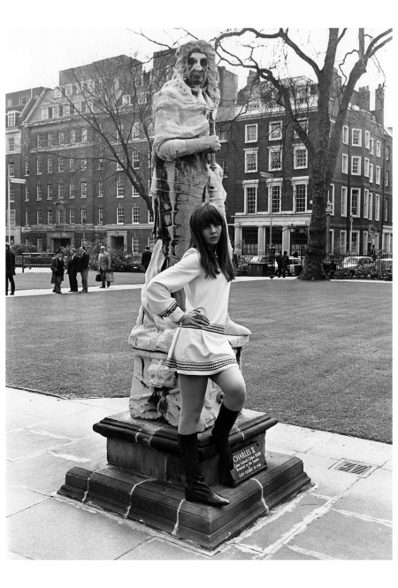Chrissie Shrimpton 1966 Getty Archive