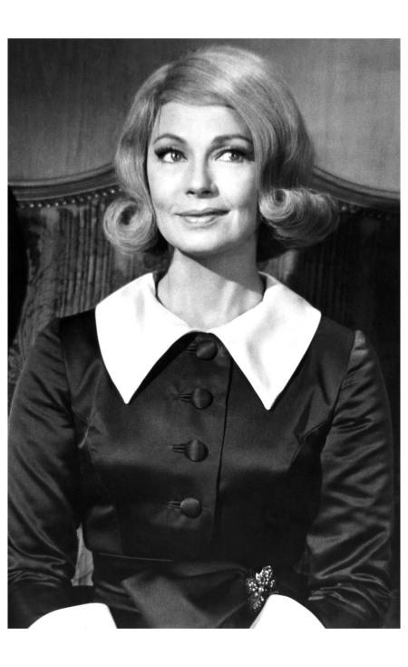 Dany Robin %22Topaz%22 1969 Alfred Hitchcock