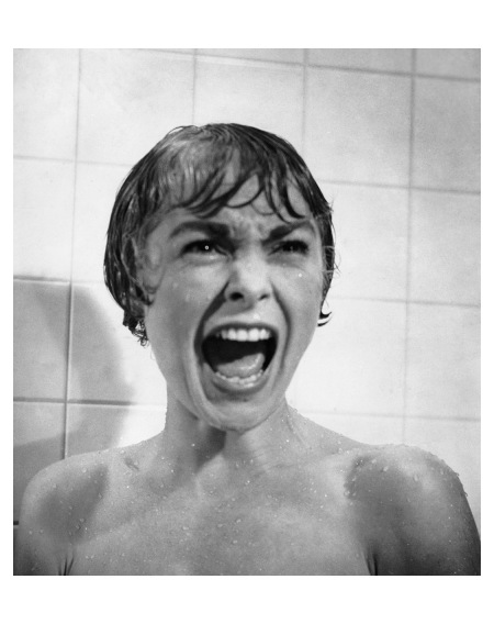 Janet Leigh Alfred Hitchcock – Psycho 1960