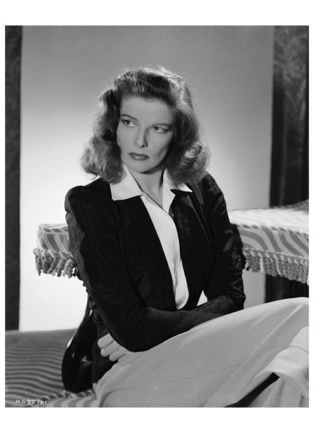 Katharine Hepburn 1941 MGM