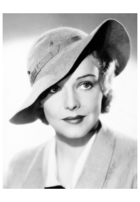 Madeleine Carroll %22Secret agent%22 1936 Alfred Hitchcock