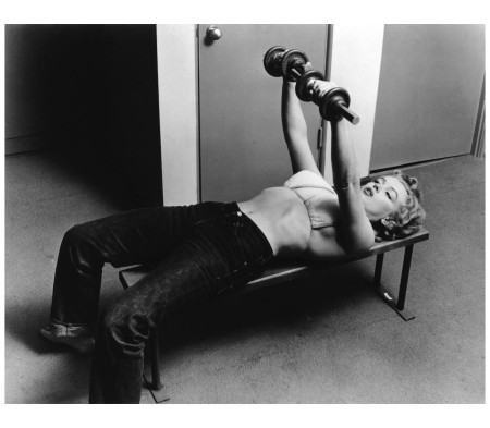 Marilyn Monroe - Philippe Halsman:January 1952.Magnum Photo