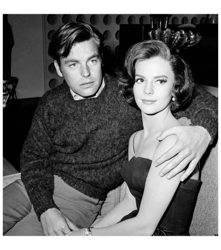 Robert Wagner, Natalie Wood