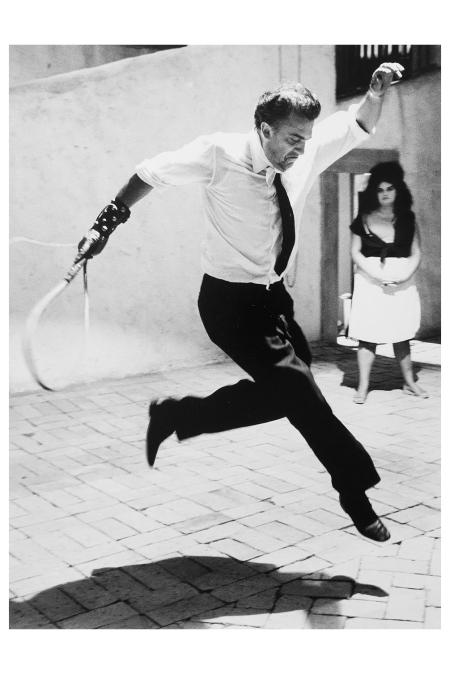 """Tazio Secchiaroli (1925-1998) - Federico Fellini """"8 1:2"""", 1963"""