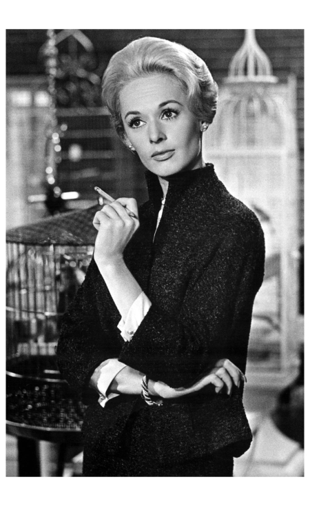 Tippi Hedren %22The Birds%22 Everett Collection