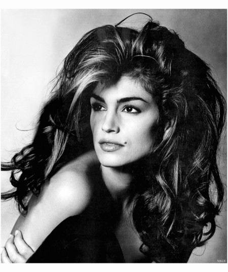 Cindy Crawford Irving Penn, Vogue, September 1991