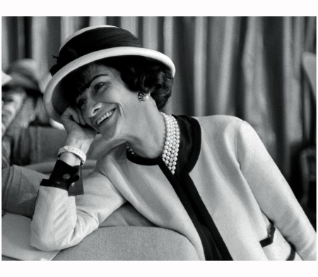 Coco Chanel Three Weeks:1962 by Douglas Kirkland