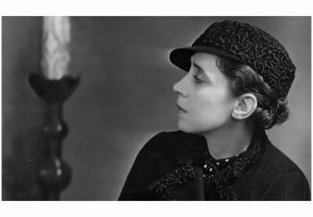 Elsa Schiaparelli, c1935 Photo Peter North:Getty Images
