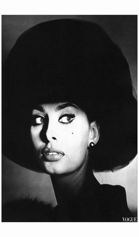 Sophia Loren Irving Penn, Vogue, January 01, 1960