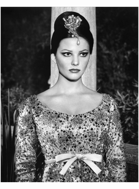 Claudia Cardinale in The Pink Panther 1964 Photo Alamy