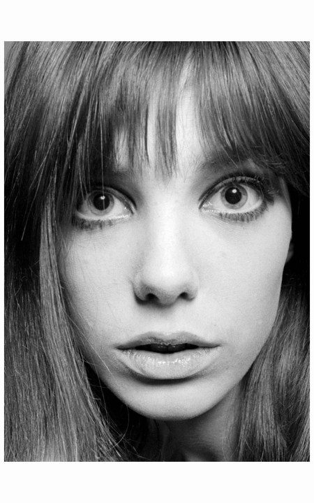 Jane Birkin Close-up 1965 Photo Eric Swayne