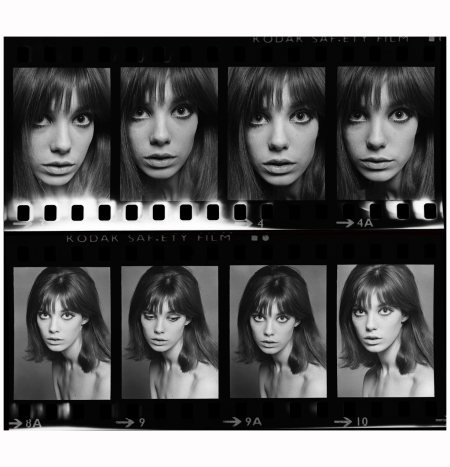 Jane Birkin Contact 1965 Photo Eric Swayne