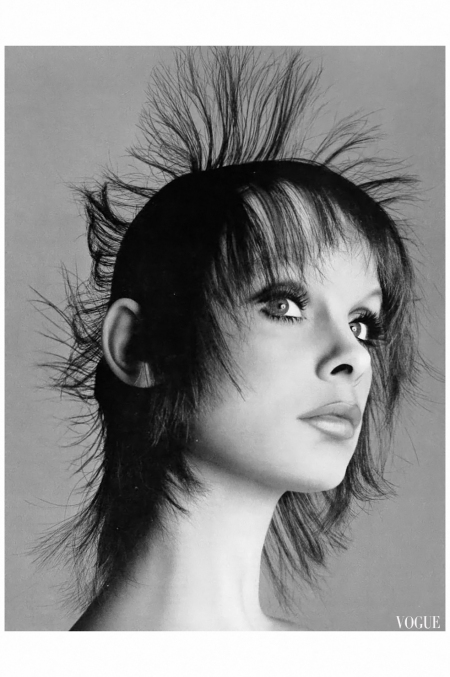Jean Shrimpton, photo by Richard Avedon, Vogue Italia, July 1971