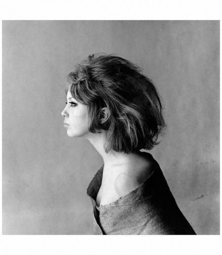 Pattie Boyd London 1966 Photo Eric Swayne