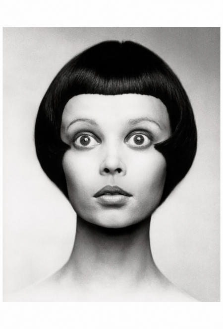 Photo Barry Lategan Vidal Sassoon