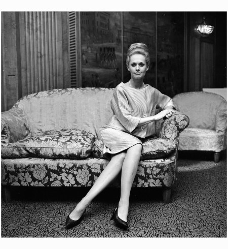 Tippi Hedren Marnie Michael Kors runway muses Getty Archive