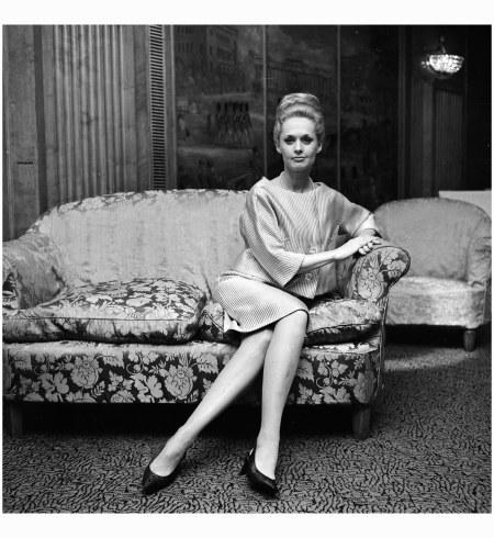 Tippi Hedren Marnie Michael Kors runway muses Getty Archive