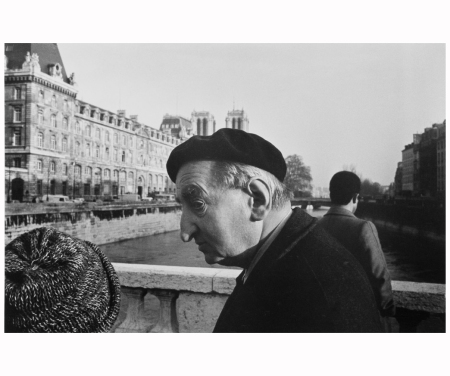 A true %22beret%22 French, Paris 1980 Photo Jean-Philippe Charbonnier