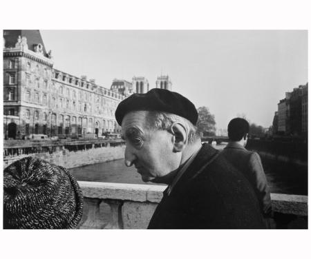 A true %22beret%22 French, Paris 1980 Photo Jean-Philippe Charbonnier