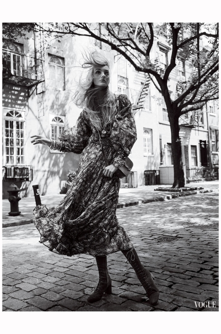 Caroline Trentini Vogue Us nov 2014 Photo Inez Van Lamsweerde & Vinoodh Matadin