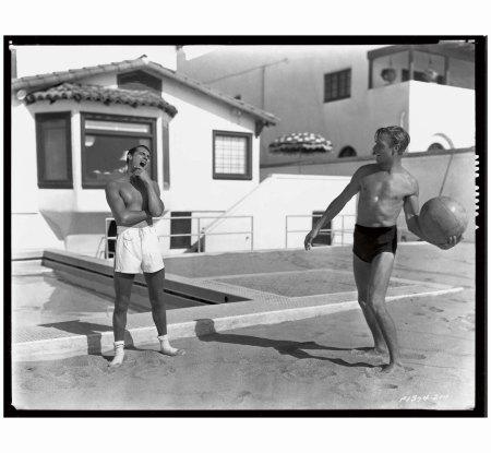 Cary Grant & Randolph Scott (ph-Jerome Zerbe:Paramount, 1935)