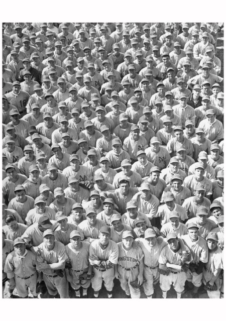 Dodgerd Rookies Mar 1948 Photo George Silk | Vero Beach, FL, US
