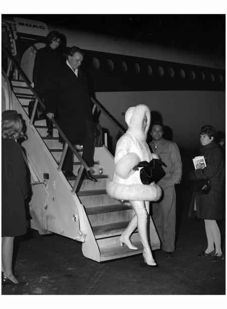 Elizabeth Taylor, 1969 Photo Joe Farrington
