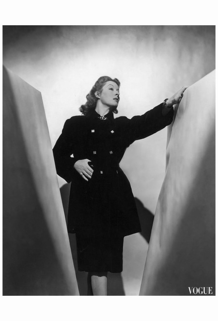 Greer Garson John Rawlings, Vogue, December 1, 1943
